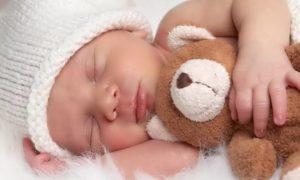 Развитие новорожденного ребенка
