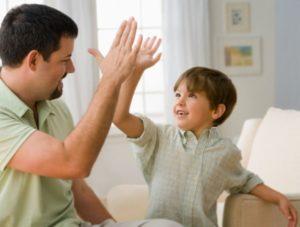 Качества родителей для успешного воспитания ребенка