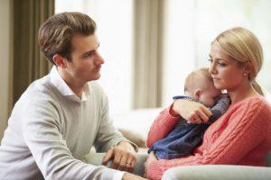 Как женщине справиться с послеродовой депрессией