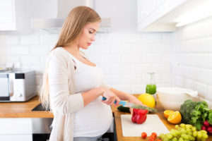 Забота о себе во время беременности