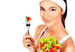 вегетарианство чистема питания