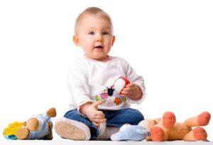 развитие ребенка в с рождения и до 1 года