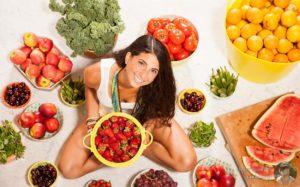 результаты диеты сыроедение