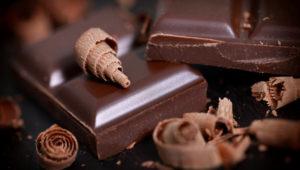 Горький шоколад от усталости