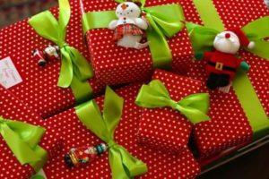 Оригинальные подарки на Новый год 2018