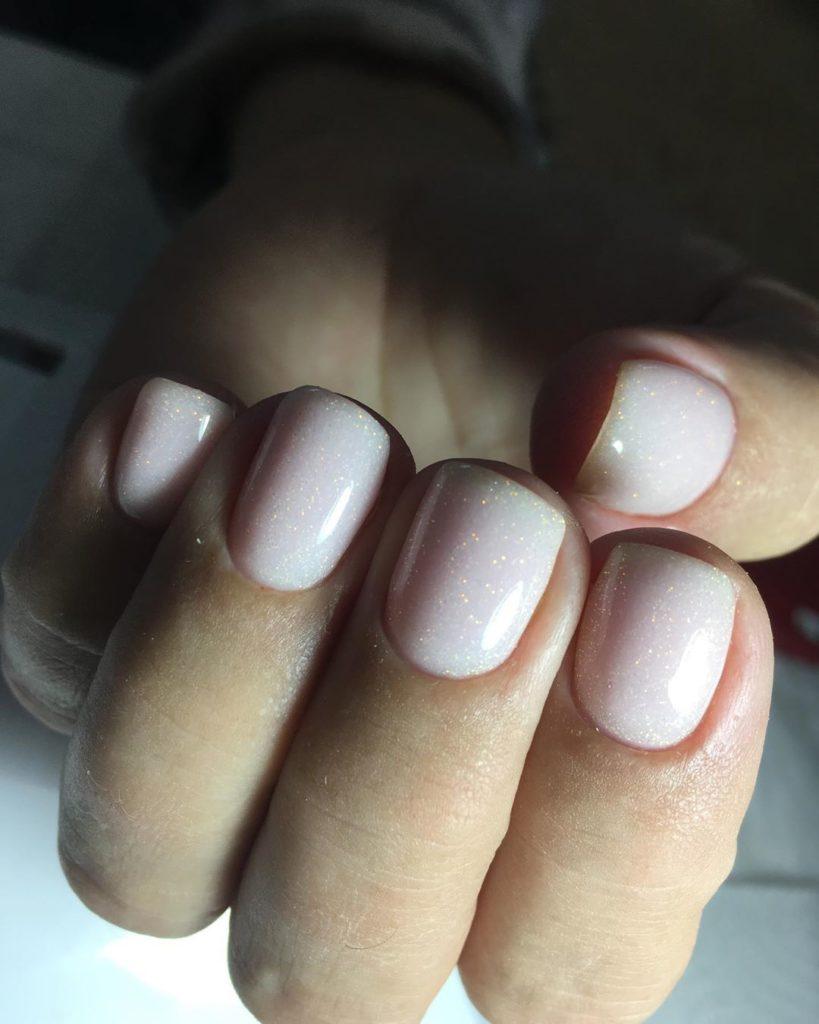 Ногти светлые оттенки