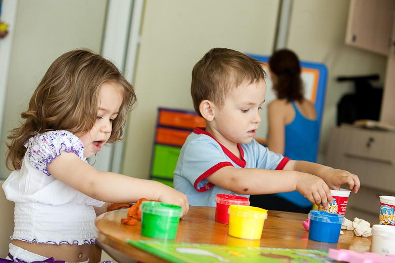 Развитие детей третьего года жизни
