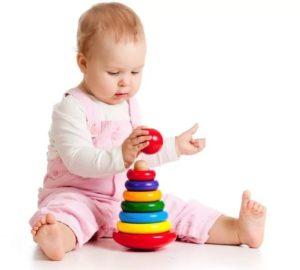 развитие ребенка с 6-9 месяцев