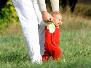 развитие ребенка с 9-12 месяцев