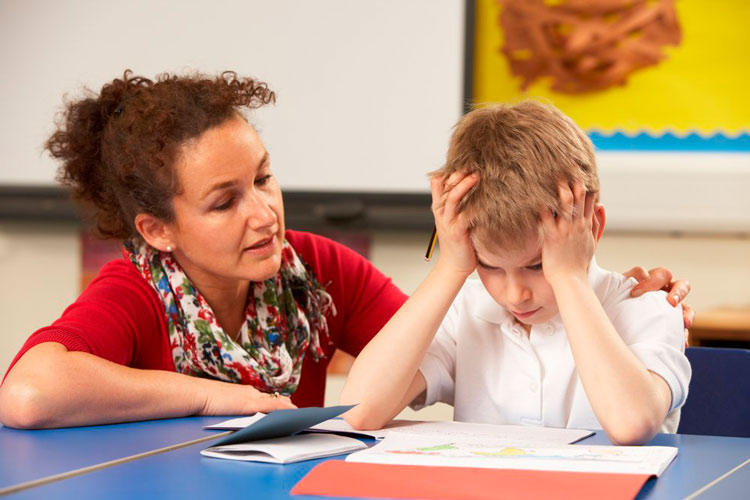 Дезадаптация ребенка к школе