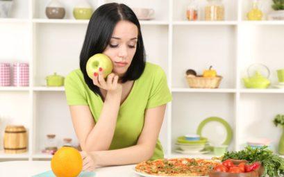 Главные ошибки в похудении