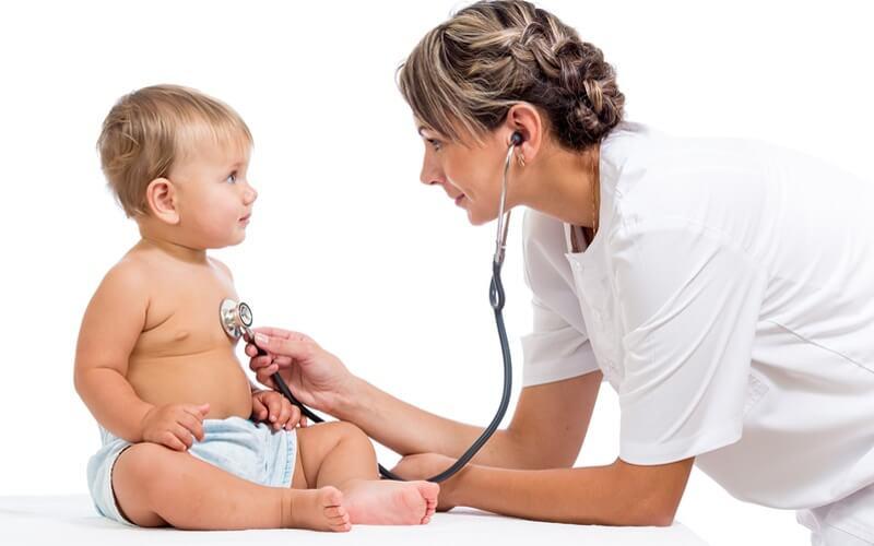 Хронический бронхит у детей