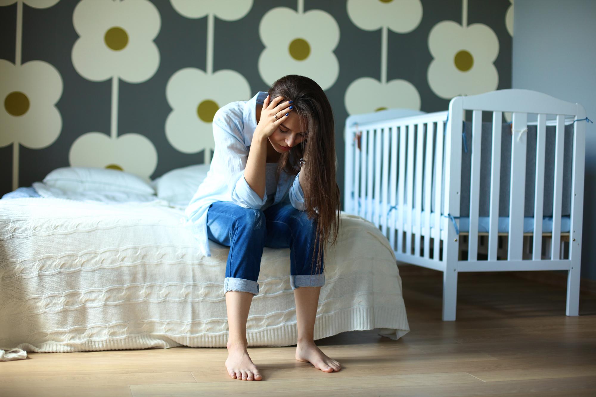 Послеродовая депрессия симптомы и признаки