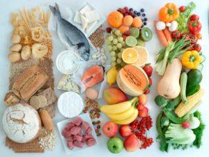 Правильное питание залог стройности