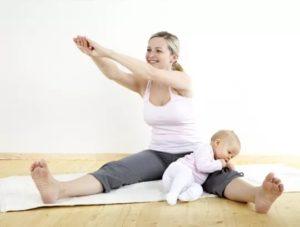 Проблемные зоны после родов