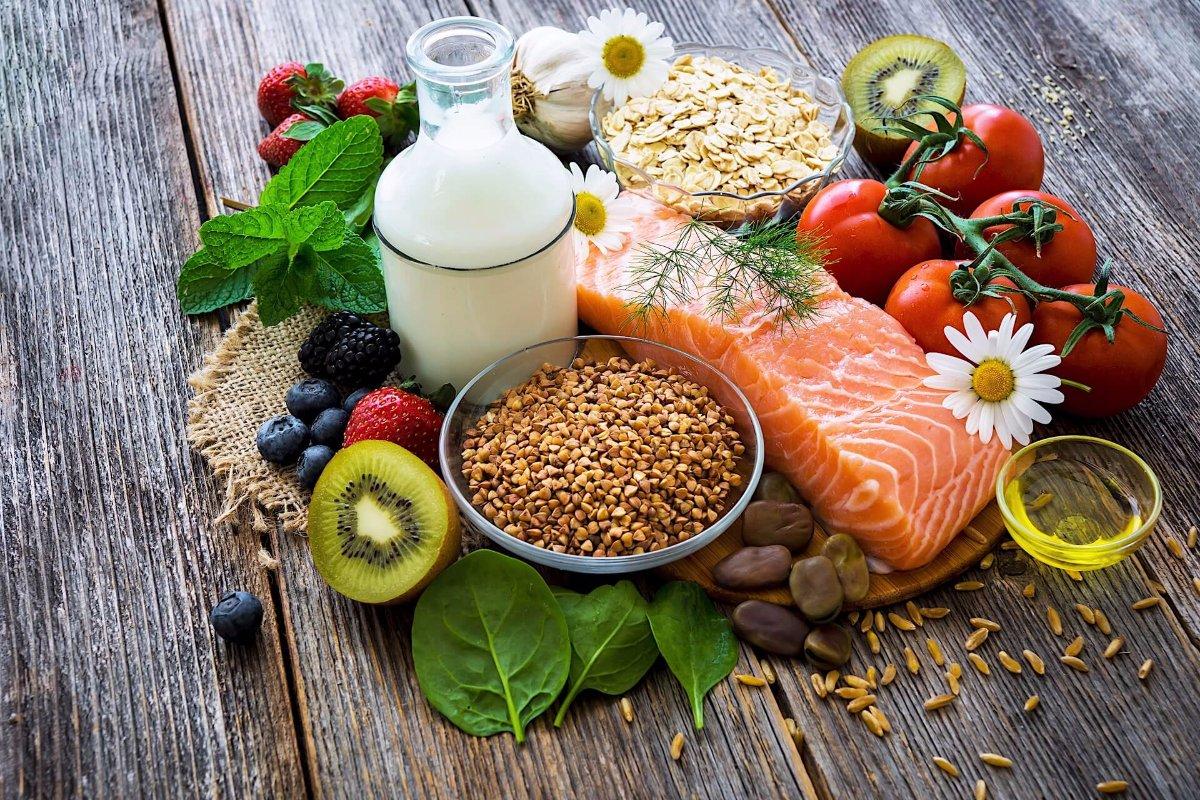 Рациональное питание для здоровья