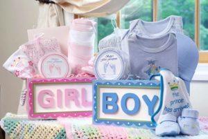 Список покупок к рождению ребенка