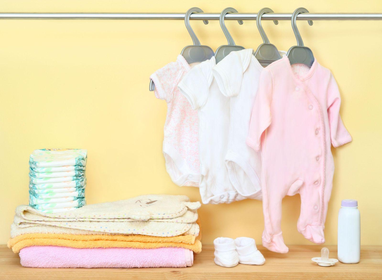 Список вещей к рождению малыша