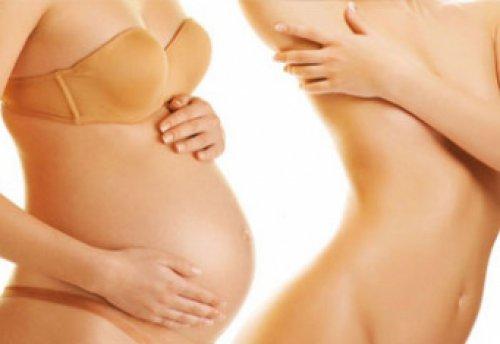 Вернуть форму после родов