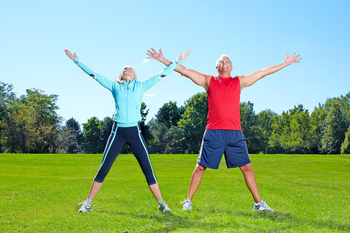 ЗОЖ путь к здоровью и долголетию
