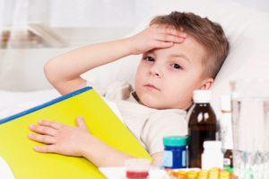 лечение бронхита у детей