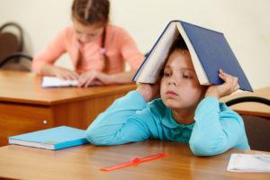 дезадаптация детей к школе