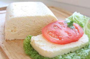 приготовление адыгейского сыра