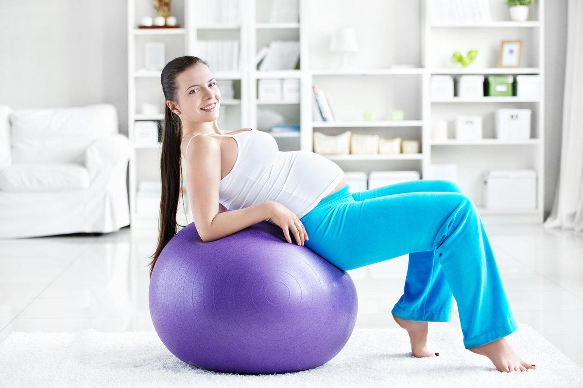 Спорт во время беременности польза и вред