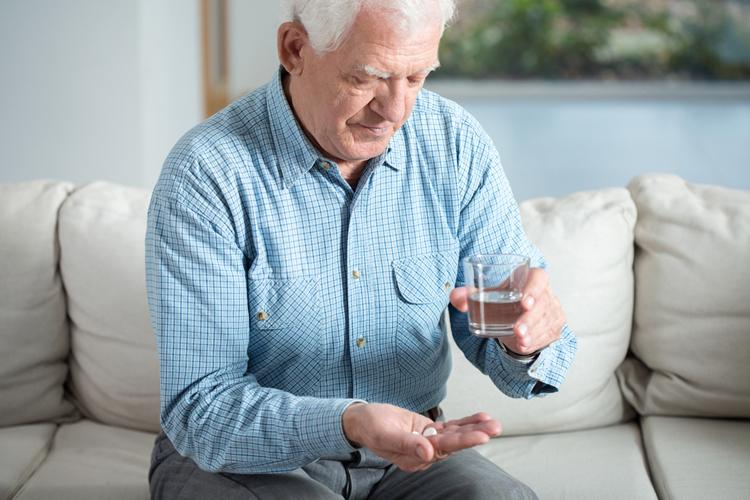 Психические расстройства при болезни Альцгеймера