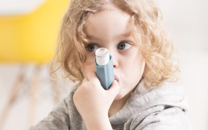 Бронхиальная астма у детей причины. лечение и профилактика