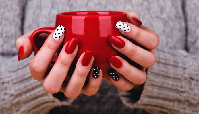 Новинки ногтевого дизайна