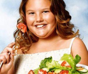 Диетотерапия при ожирении у детей