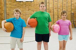 Физические упражнения при ожирении у детей
