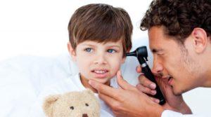 Диагностика острого отита у детей