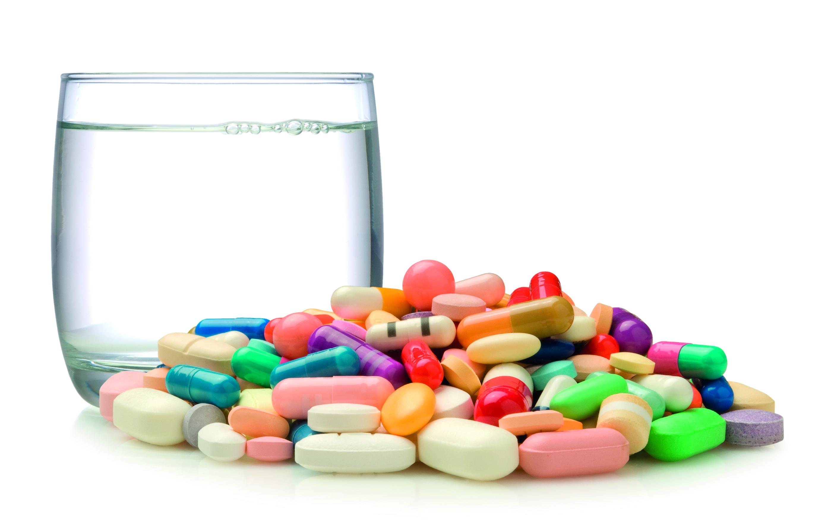 Свойства антибиотиков