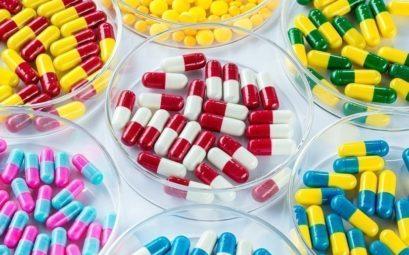 Классификация антибиотиков по группам