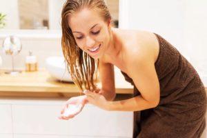 Уход за волосами и мытье головы