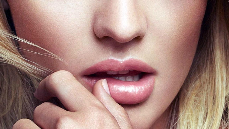 Женские губы видео смотреть