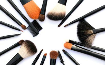 Кисти для макияжа уход