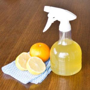 Полезные советы для уборки - лимон