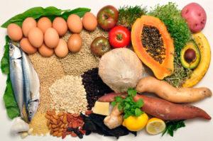 Сбалансированное питание от усталости