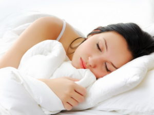 Сон от усталости