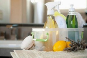 Замена чистящим средствам