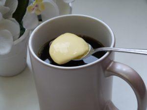 Кофе с маслом для похудения