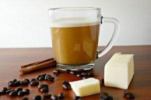 Кофе с маслом для снижения веса