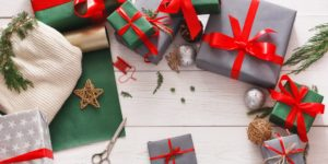Новогодние подарки для коллег