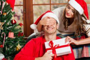 Новогодние подарки для мужа и жены