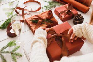 Подарки на Новый год друзьям