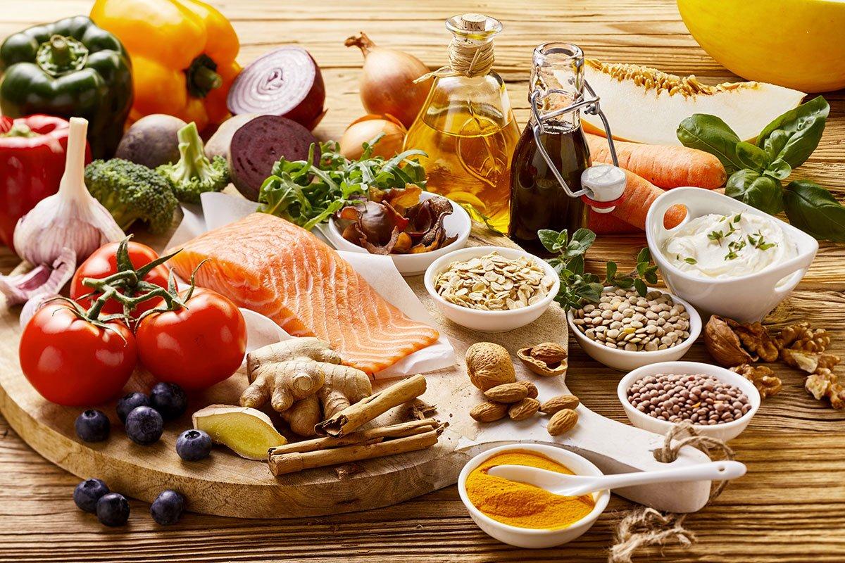 Рациональное питание для взрослых и детей