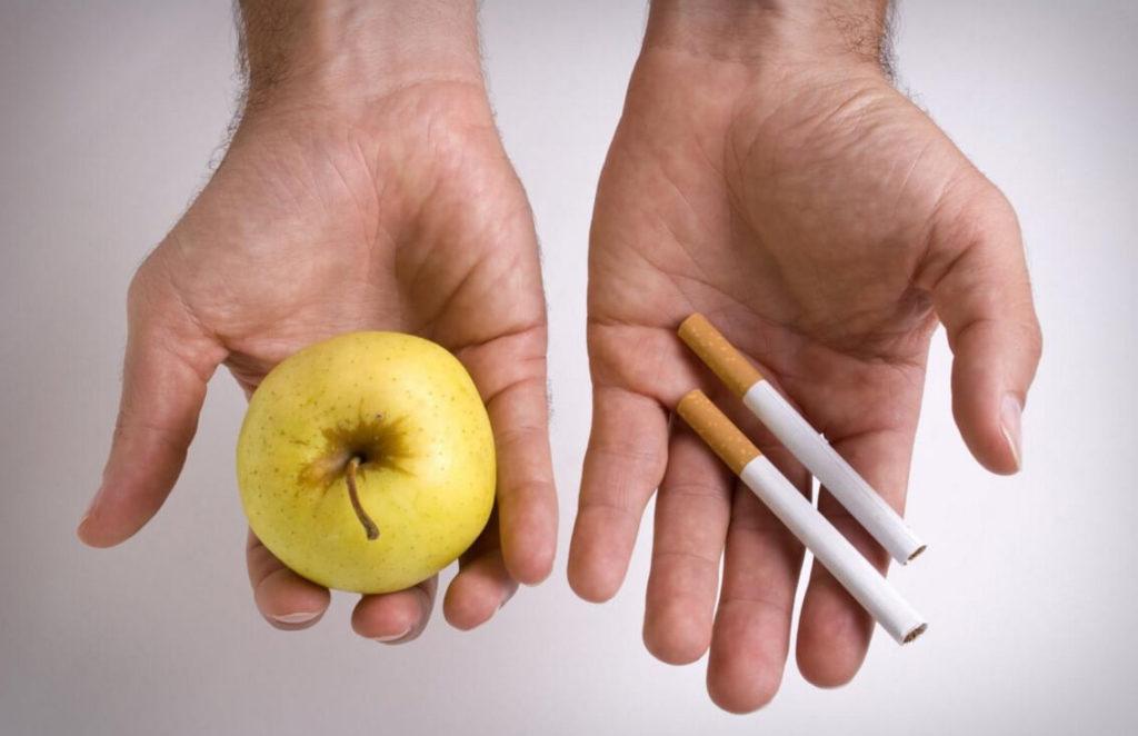 Какие витамины необходимы курильщикам